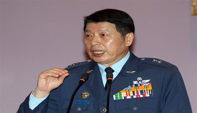 前国防部副部长张哲平