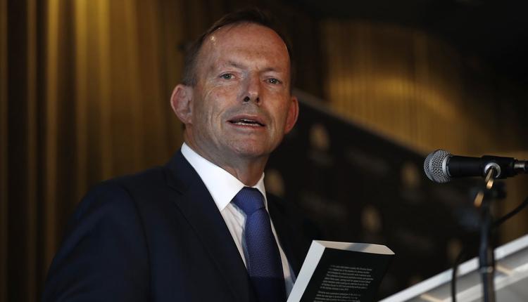 Tony Abbott 艾伯特