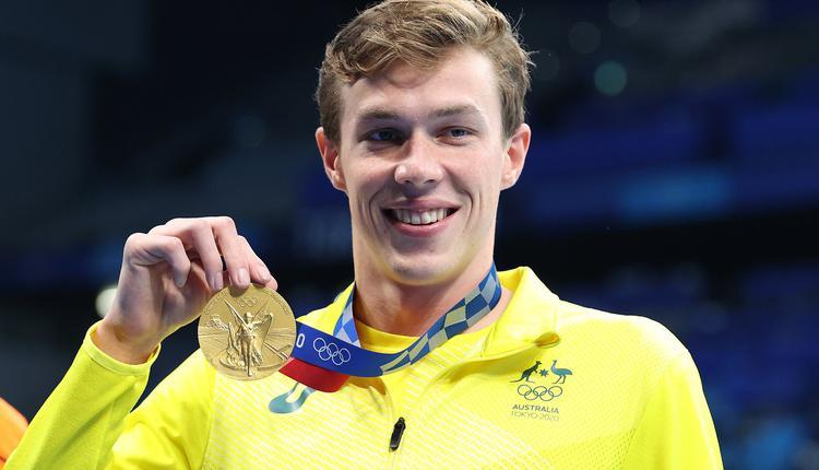东京奥运会,澳洲游泳 Izzac Stubblety-Cook