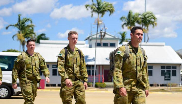 澳洲国防军人员,澳洲军人