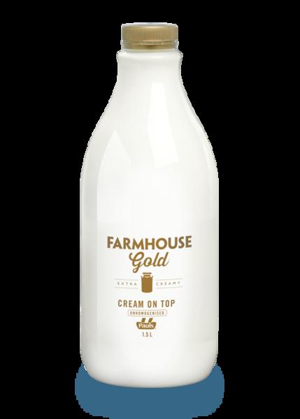Paul's Farmhouse Gold Full Cream Milk