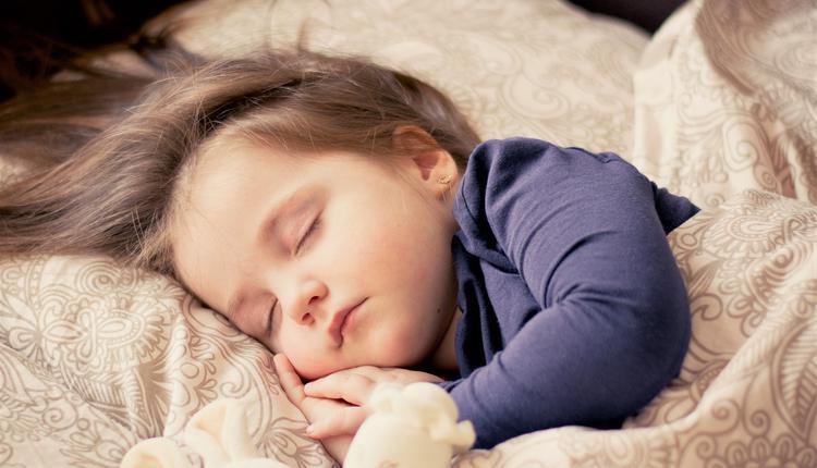 女童,女孩,女童睡觉,睡眠