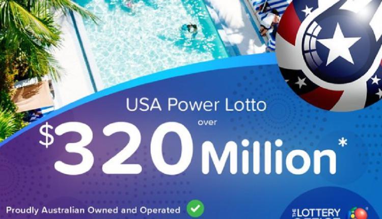 美国乐透,USA Power Lotto