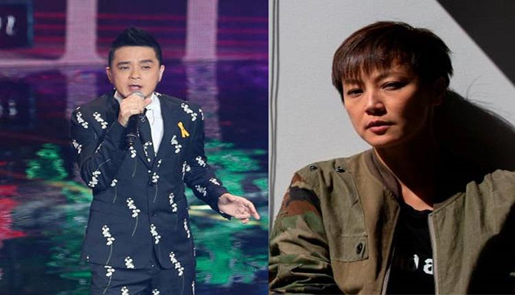 歌手黄耀明被捕