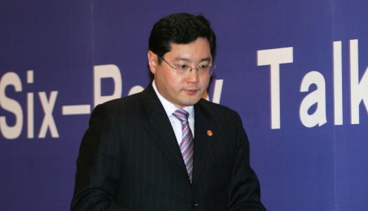 中国新任驻美大使秦刚