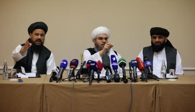 塔利班发言人沙欣