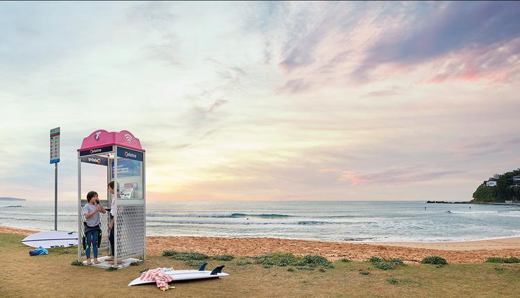 澳洲电信Telstra