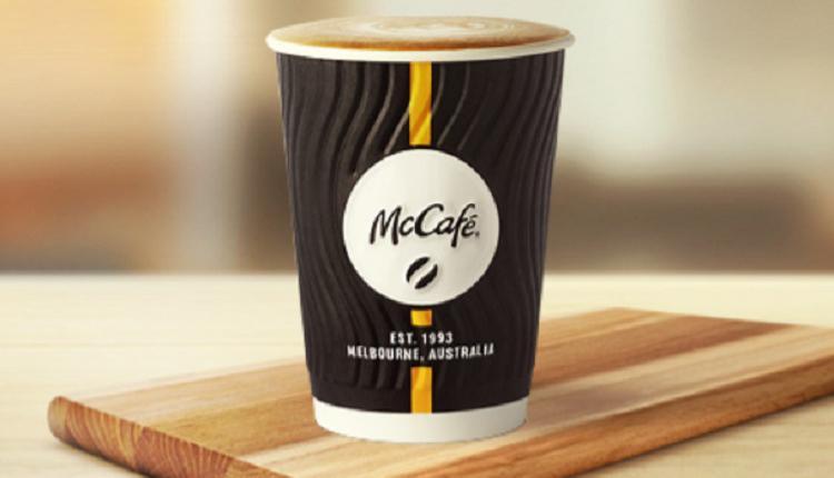 饮料,咖啡,McCafé,麦当劳
