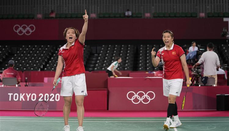 中国羽毛球队员奥运赛场爆粗口
