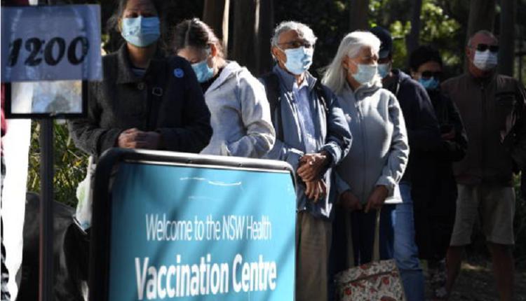 澳洲,接种疫苗,疫苗接种中心