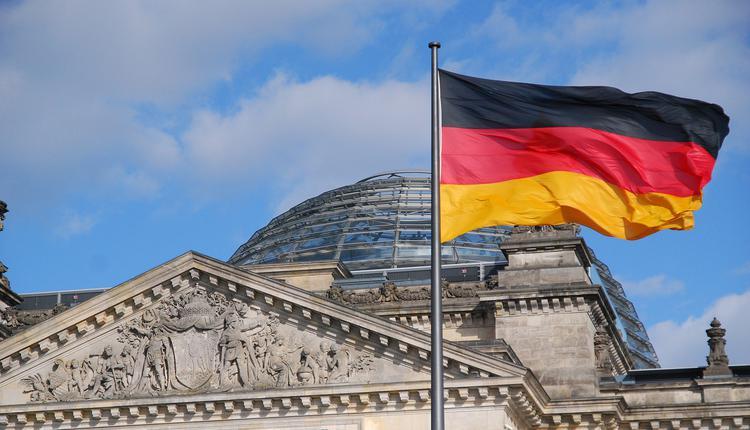 德国,德国国旗