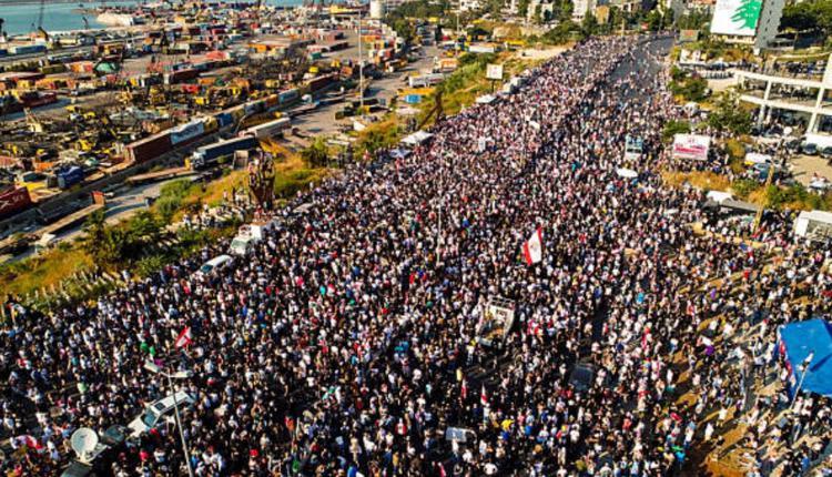 黎巴嫩纪念活动,贝鲁特爆炸