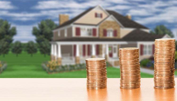 房产,房子,钱币,投资