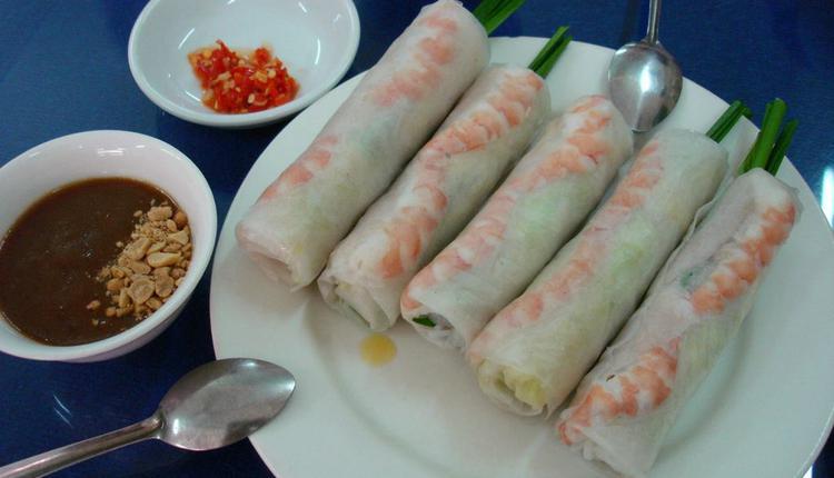 越南春卷,越南餐