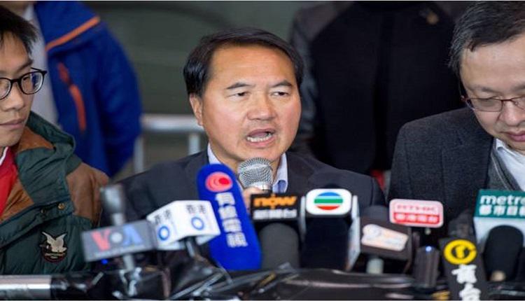 香港民主党副主席李永达