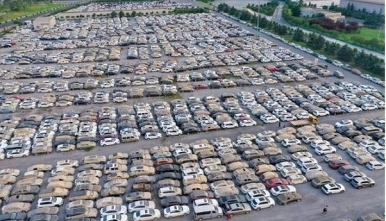 网友质疑,这些车辆的主人哪儿去了?郑州洪灾到底死了多少人?