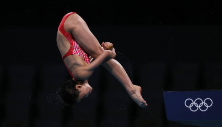 跳水冠军全红婵