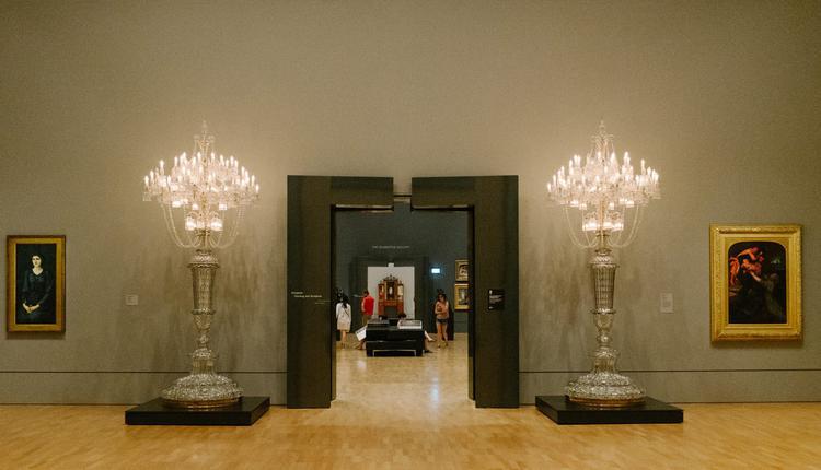维多利亚国立美术馆