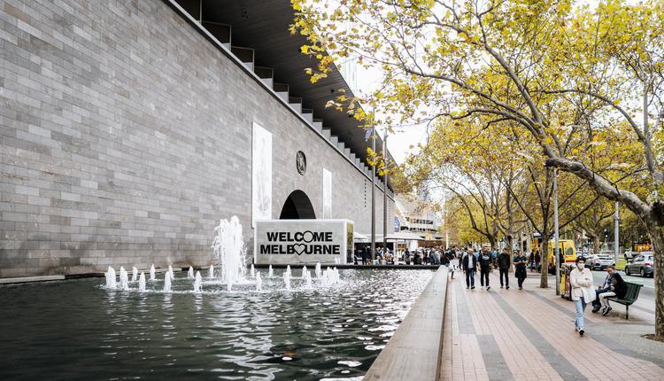 维多利亚国立美术馆 图片来源:Visit Victoria
