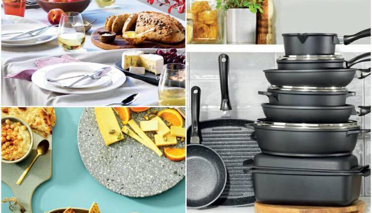 厨房用品特卖活动