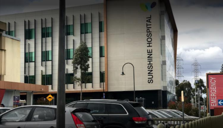 Sunshine hospital,医院