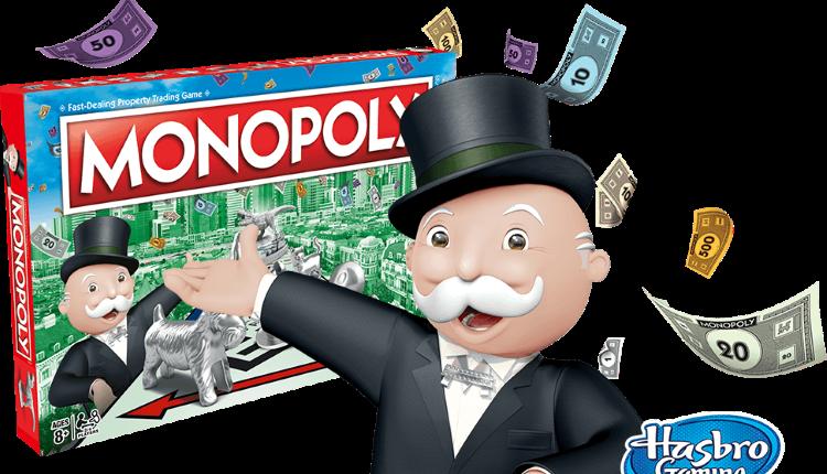 monopoly,大富豪游戏