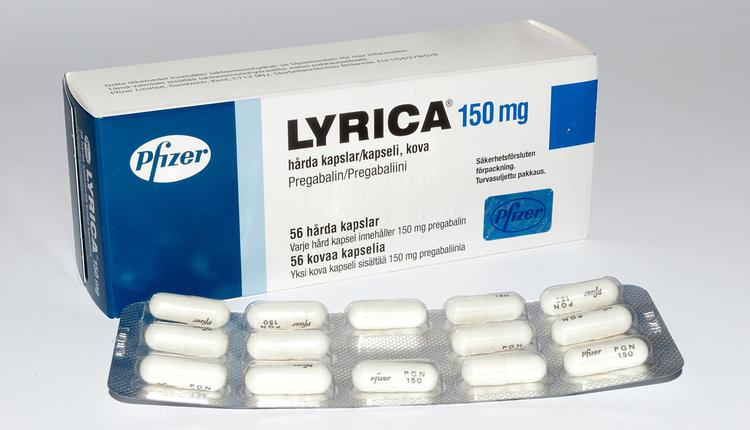 Lyrica,pregabalin