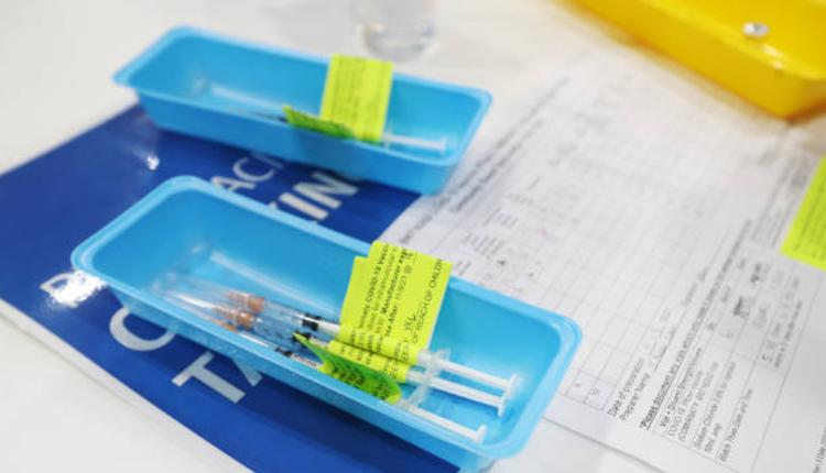 澳洲疫情,辉瑞疫苗