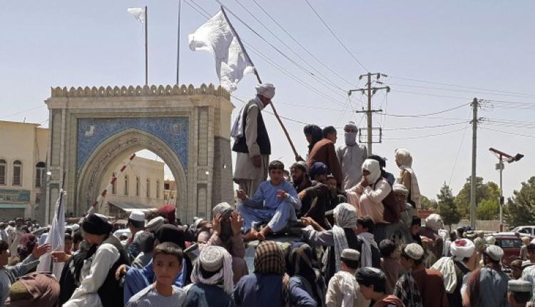 2021年8月13日,阿富汗第二大城市被塔利班攻陷