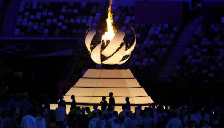 2020年东京奥运会落幕典礼