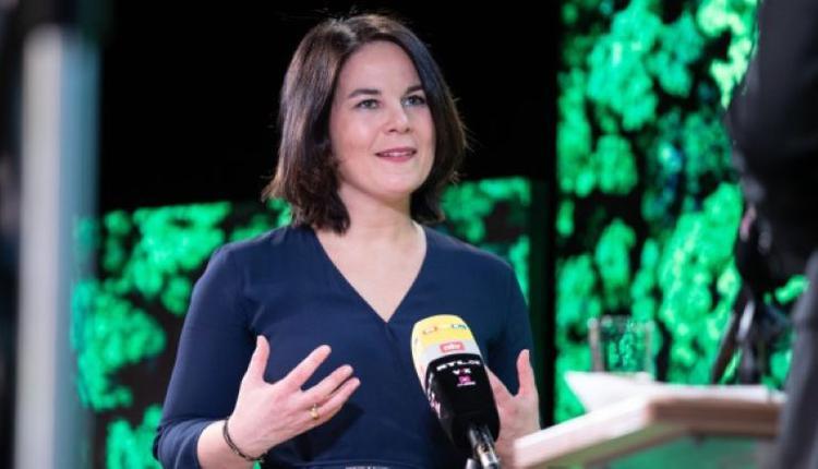 德国绿党的总理候选人贝尔博克