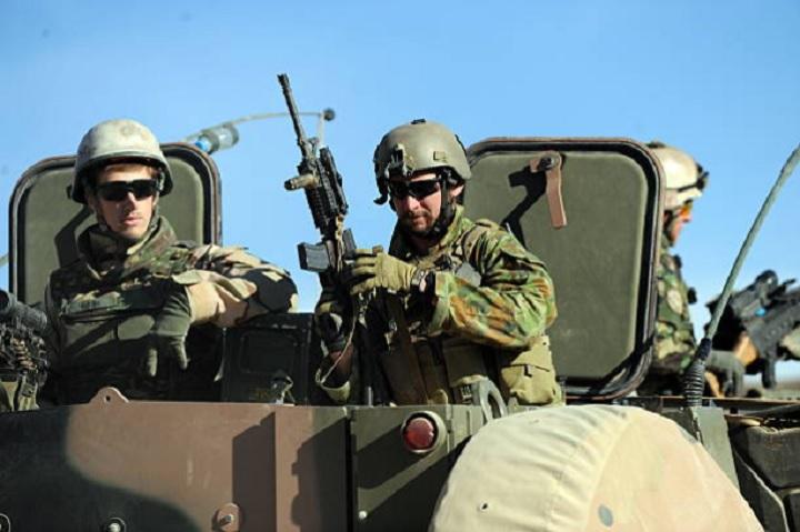 澳洲国防军,澳洲军人