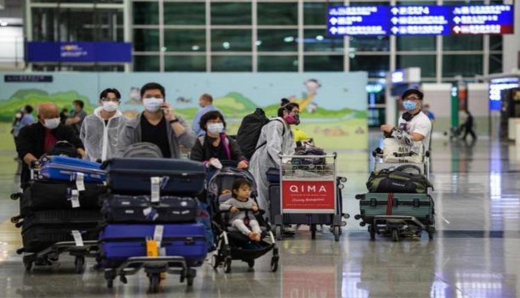 香港国际机场入境大厅