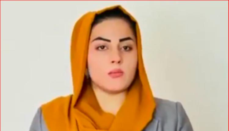 阿富汗国家电视台女主播道兰