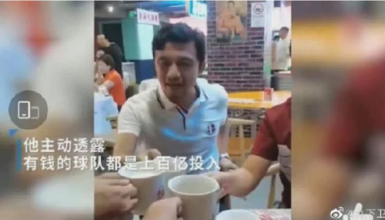 酒局上吐槽中国足坛乱象 中国前国脚谢晖被停职
