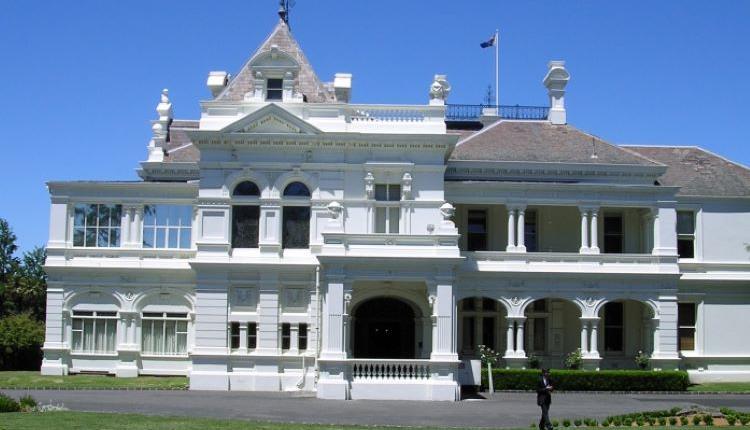 Stonington Mansion,墨尔本豪宅,闹鬼屋