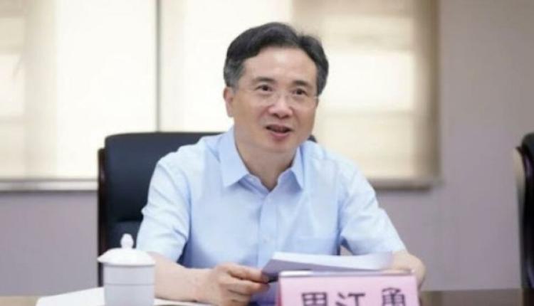杭州市委书记周江勇