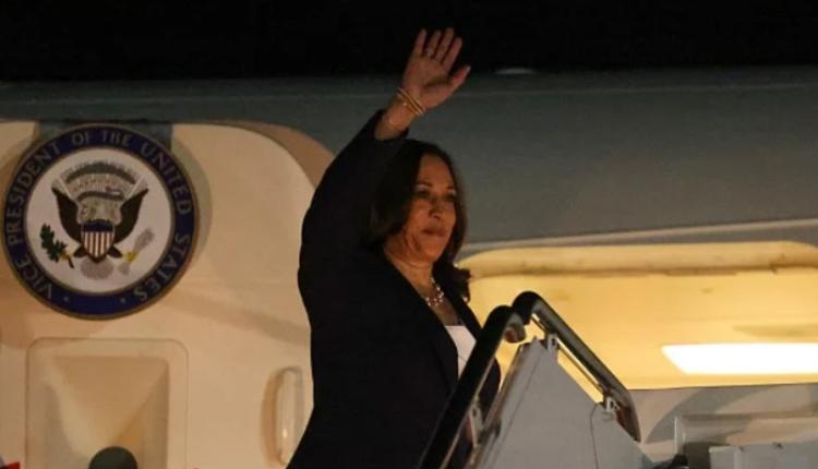 美国副总统哈里斯