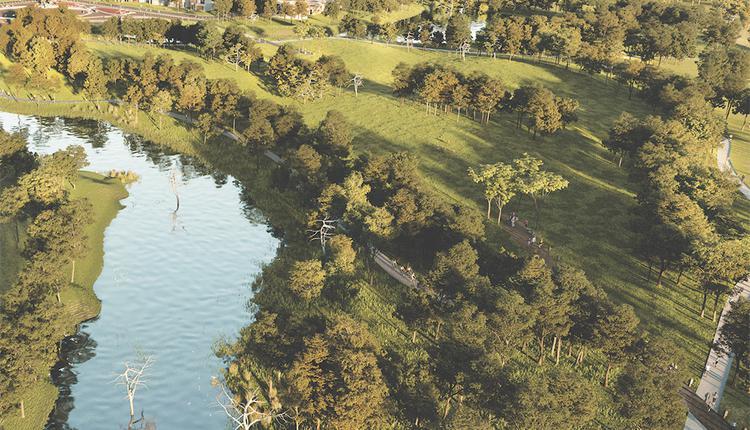 黄金海岸地产Hillsborough Green