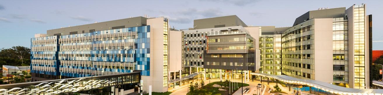 黄金海岸大学附属医院