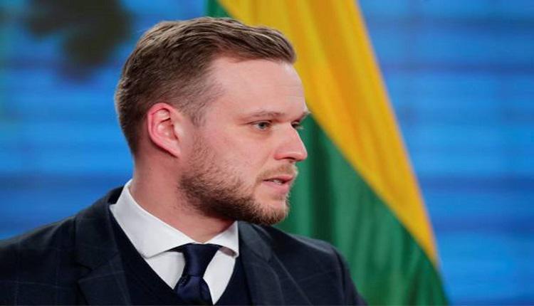 立陶宛外长蓝斯柏吉斯