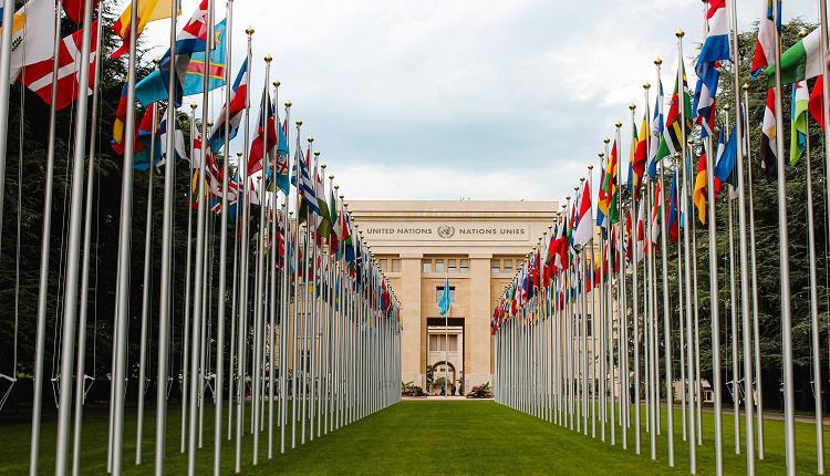 联合国欧洲总部