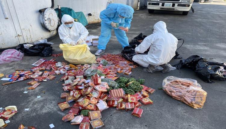 台湾首度查获有非洲猪瘟病毒走私肉品