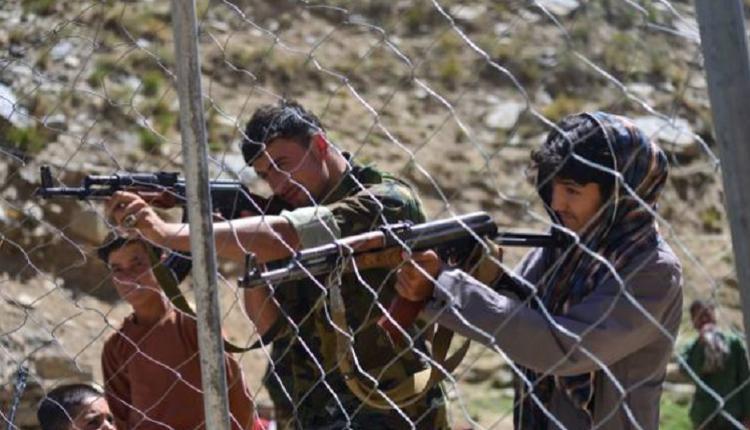 阿富汗塔利班,反抗军联盟,激烈冲突