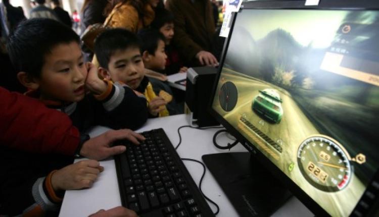 网络游戏伤害儿童健康