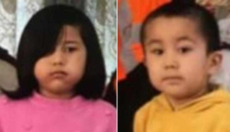 绑架两名儿童