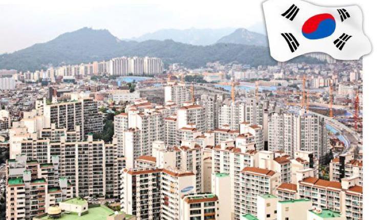 韩国公寓,韩国房产