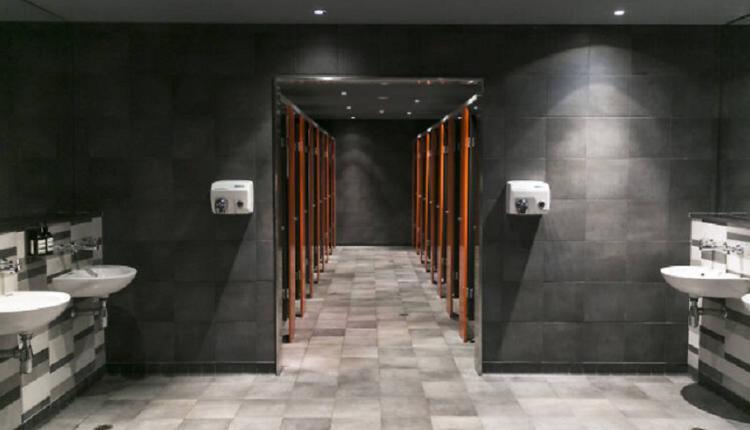 Carriageworks的厕所