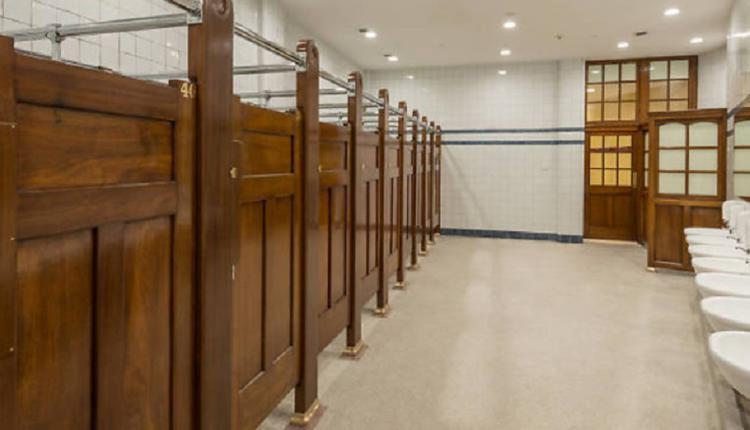 博物馆站厕所