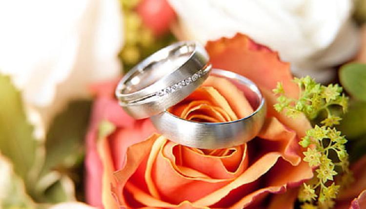 戒指,结婚